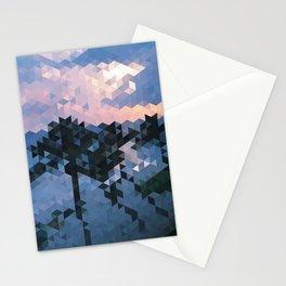 Palm Dawn Stationery Cards