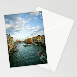 Venice from a Bridge Stationery Cards