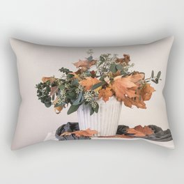 Autumn Arrangement Rectangular Pillow