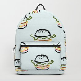 Burger Bonanza Backpack