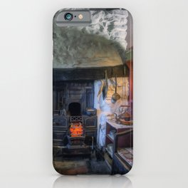 Olde Country Home iPhone Case