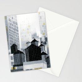 Rainy New York City Stationery Cards