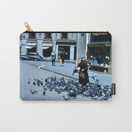 Days Long Past: Pigeon Lady Carry-All Pouch