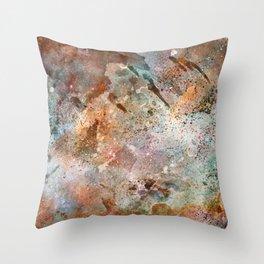 Acrylic Carina Nebula Throw Pillow
