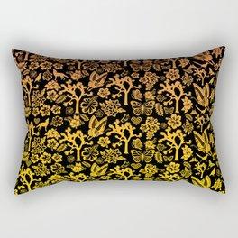 Joshua Tree Sunset by CREYES Rectangular Pillow