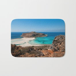 Balos Beach Bath Mat