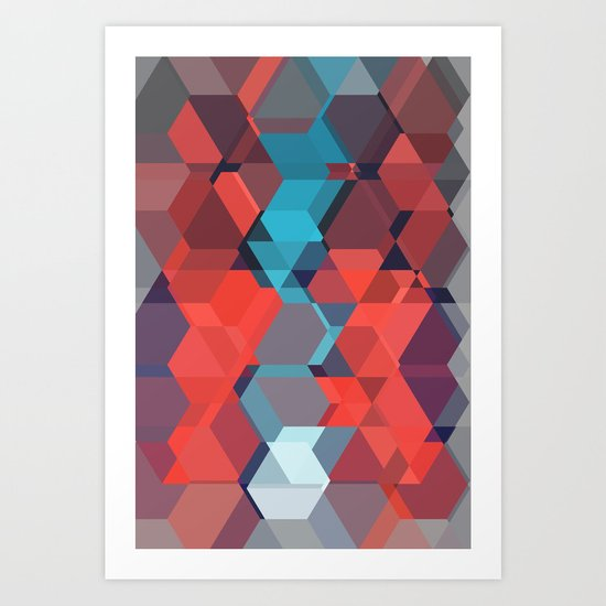 Reform 05. Art Print