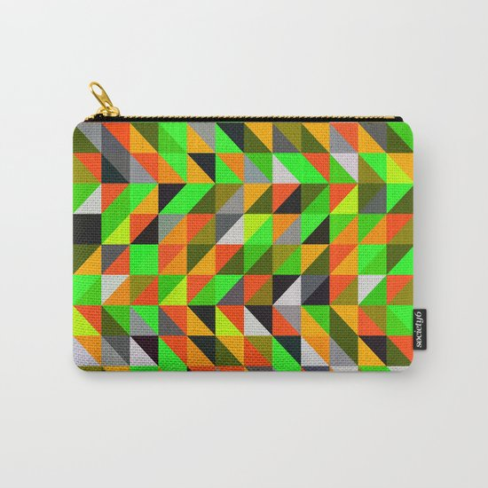 twerl triangles Carry-All Pouch