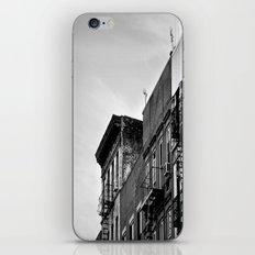 New York From Below iPhone & iPod Skin
