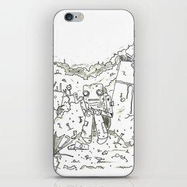 Junk iPhone Skin