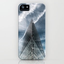 Phantom iPhone Case