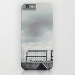 Meeting at the Station iPhone Case