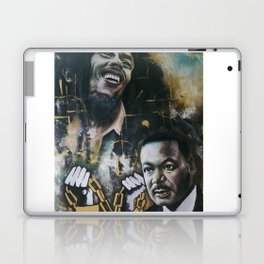 No racism but one Love Laptop & iPad Skin