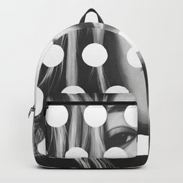 Kate Moss x Dots by Moe Notsu Backpack