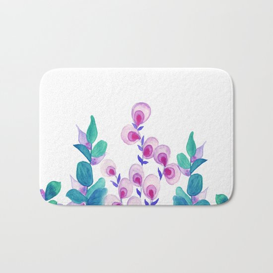 Pink Lady Bath Mat