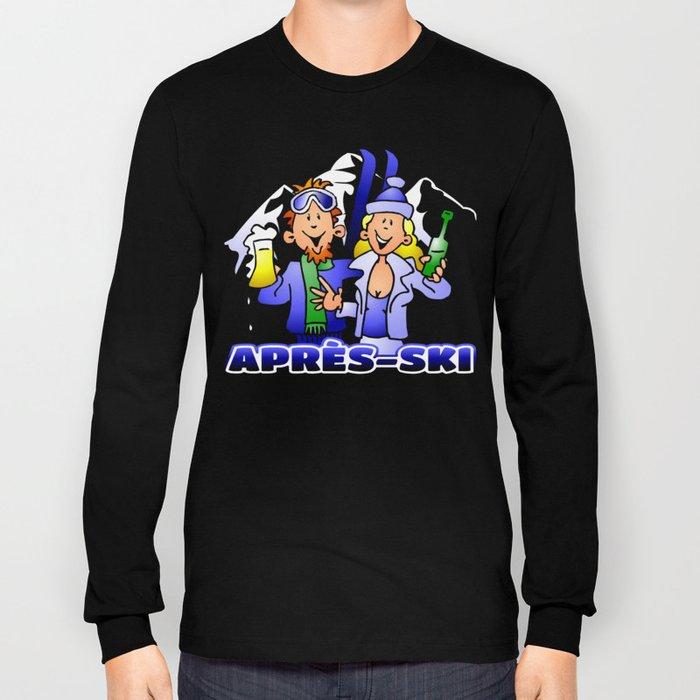 Après-ski Long Sleeve T-shirt