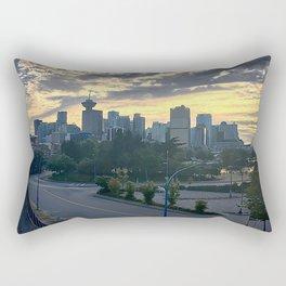 Vancouver, British Columbia Rectangular Pillow