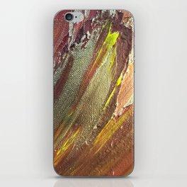 Dourado iPhone Skin