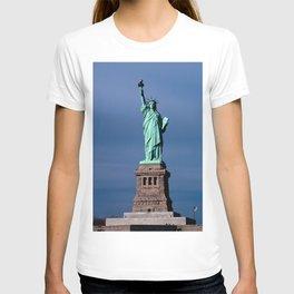 Statue Of Liberty Shines Her Spirit T-shirt