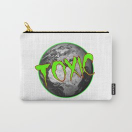 Toxic Earth Carry-All Pouch