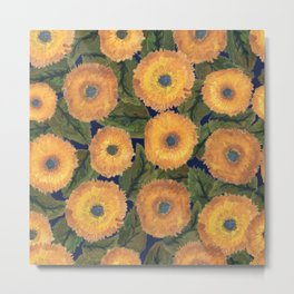 Sunflower afternoon Metal Print