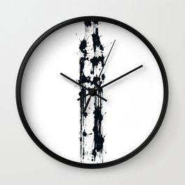 Splaaash-Series---Big-Ben-Ink Wall Clock