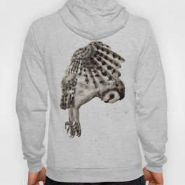 Flying Owl Hoody