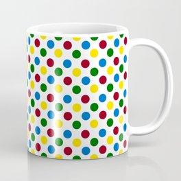 School Days Polka Dots Coffee Mug
