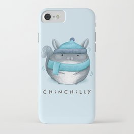 Chinchilly iPhone Case