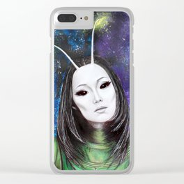 Mantis Clear iPhone Case