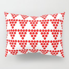 Abstraction from Cardium pottery 1 -abstraction,abstract,cardial,cardium pottery Pillow Sham