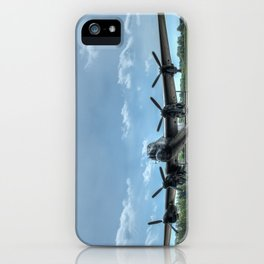 Waiting to Taxi iPhone Case