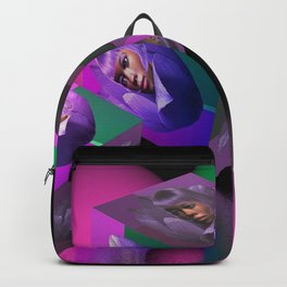 fashion exhibition Backpack