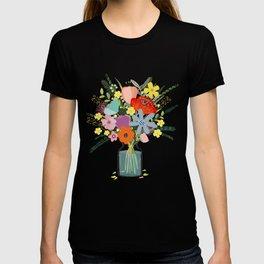 Bringing Summer Wildflowers Inside T-shirt