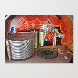 Wurlitzer Canvas Print
