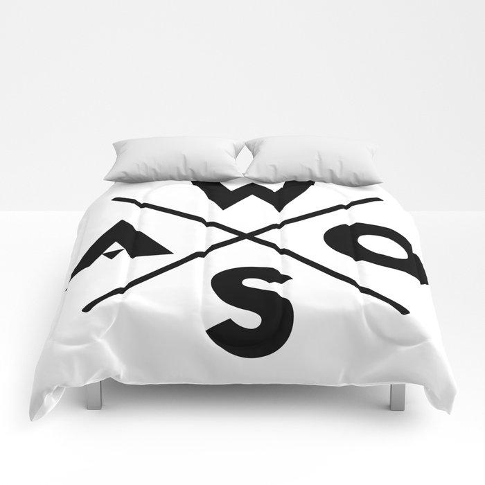 WOSA - World of Street Art Comforters