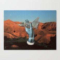 The Birth of Flight Pt. 1 Canvas Print