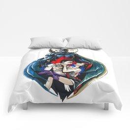The Bat of Gothem Comforters
