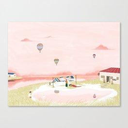 Reap Canvas Print