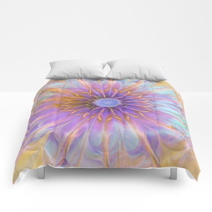 Flower of Fairies Comforters