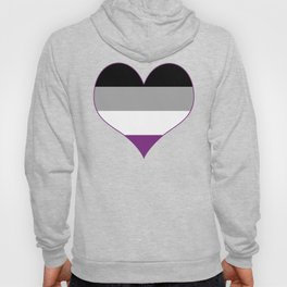Asexual Heart Hoody