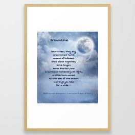 Dreamtime   Pamala Ballingham Framed Art Print