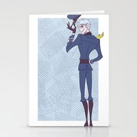 hetalia Stationery Cards featuring APH: Guten tag by Jackce