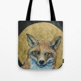 Sainted Fox Tote Bag