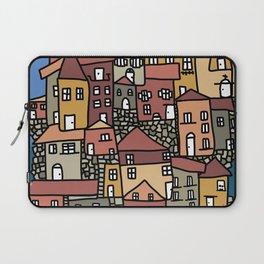 Corfu Kerkyra little village Laptop Sleeve