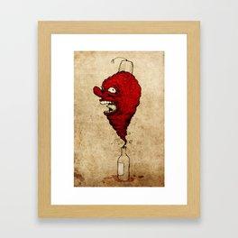 Fiend 2 Framed Art Print