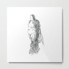 Vitae Sanctorum Draft 06 Metal Print