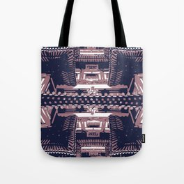 The Buddhist Temple Tote Bag