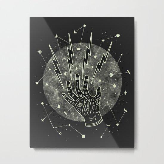 Moonlight Magic Metal Print