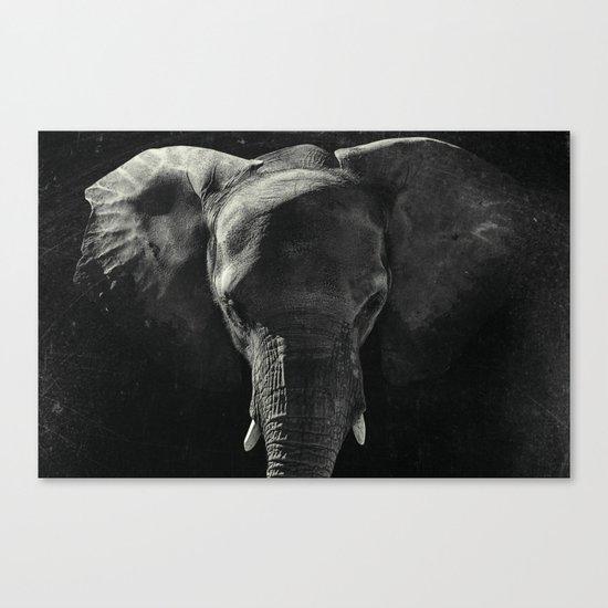 Dark Memory ever Canvas Print
